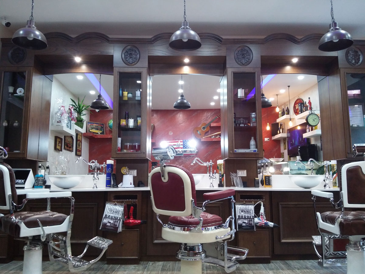 mobile da barbiere